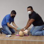 Treinamento de Primeiros Socorros