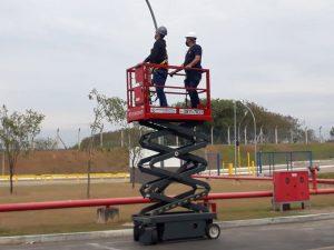 Plataforma de Trabalho Aéreo